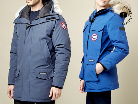 b66b367e7 Discounts from the Canada Goose sale