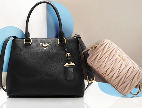 Prada & Miu Miu Handbags