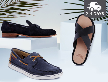 The Holiday Shop:Shoes for Him