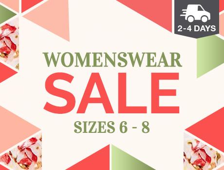 Women's Size Sale: 6-8