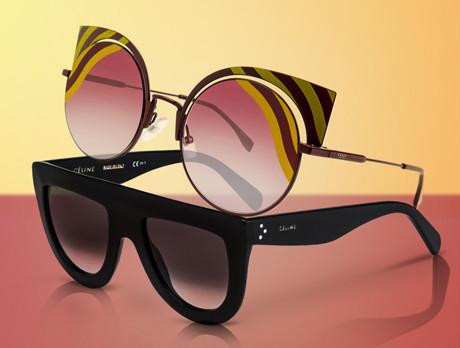 31eca3d270f9 Discounts from the Fendi   Céline Sunglasses sale