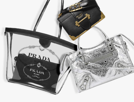 b28eb41c29 Discounts from the Lust List Bags  Prada   more sale