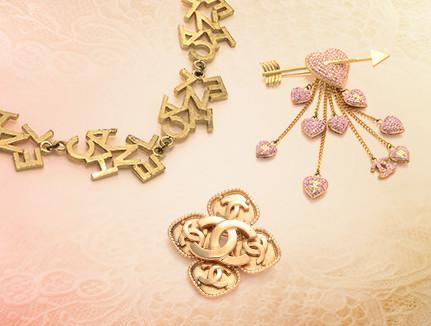 Vintage Chanel Jewellery