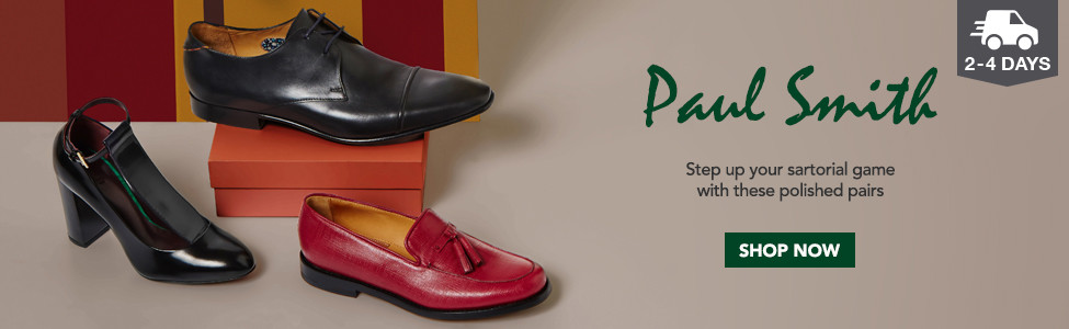 Paul Smith Shoes: £99 & Under